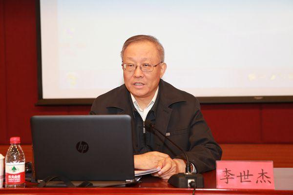 10月23日上午,民建中央副主席兼秘书长李世杰为学员们作主题宣讲。.jpg