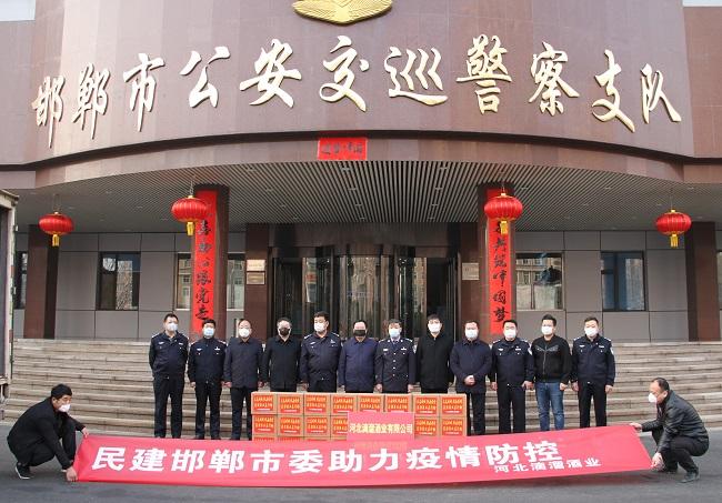 李海平就疫情防控工作到市公安交巡警支队调研慰问-1.jpg